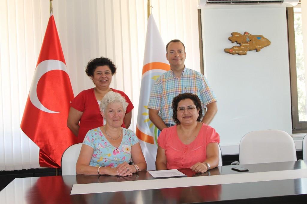 Turkey workshop