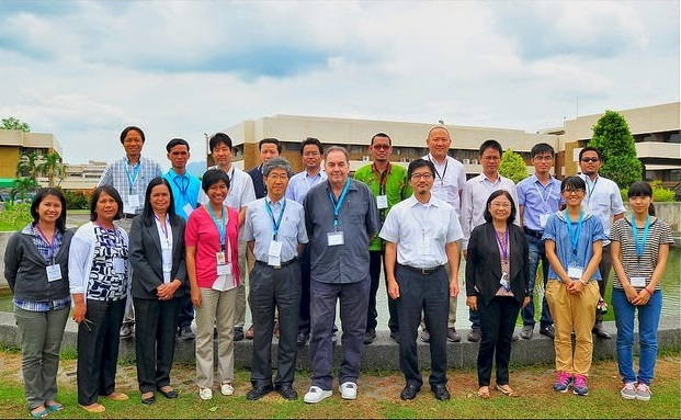 Participants at the second MIRSA meeting, Los Banos, Philippines, August 2014